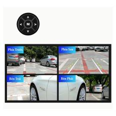Bộ Camera Ô Tô 360 Độ (Trước, Sau, Trái, Phải)