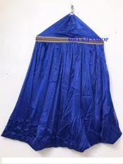 Võng lưới 2 lớp – Cỡ Đại 230 x160 cm – Cán thép dài 58cm – Võng Nặng 1kg4. Không kèm khung võng