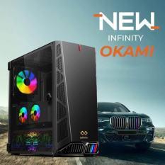 Vỏ máy tính Infinity Okami – E-ATX Full Tower Case 2020