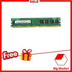 Ram Máy Tính Bàn DDR PC Samsung 4GB, DDR 3, Bus 1600Mhz Tản Nhiệt Tốt