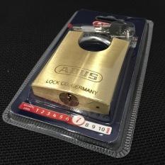 Khóa ABUS 75CS/60 thân đồng rộng 60mm chìa vi tính có vai chống cắt – MSOFT