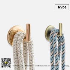 Núm vén rèm cửa phong cách hiện đại NV06 Phụ kiện rèm cửa Bình An