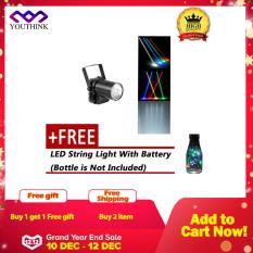 ebayst [Buy 1 Get 1 Free LED String Light With Battery(Bottle is Not Included)] Đèn LEDsân khấu EU Plug 220V~240V màu trắng