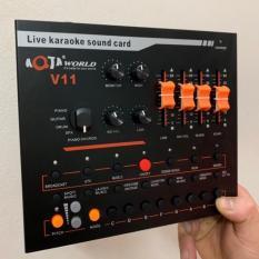 Sound Card thế hệ mới AQTA V11