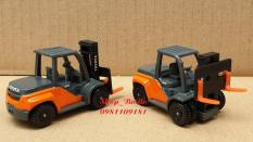 Xe mô hình Tomica xe nâng Toyota L&F Geneo màu Cam