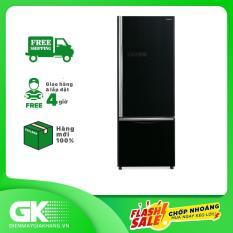 Tủ lạnh Hitachi Inverter 415 lít R-B505PGV6 GBK