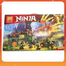 Đồ Chơi Noel – Lắp Ghép Ninja 31138 – Đồ Chơi Trẻ Em Toy Mart