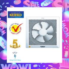 Quạt Hút Thông Gió Âm Trần Senko HT150 (30W) – Lỗ Khoét 20x20cm – Hàng Chính Hãng