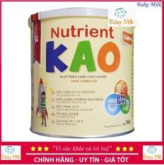 Sữa Nutrient KAO 700g (trẻ từ 1 – 6 tuổi)