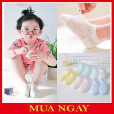 Set 5 Đôi Tất Trẻ EmThời Trang Cho Bé Yêu