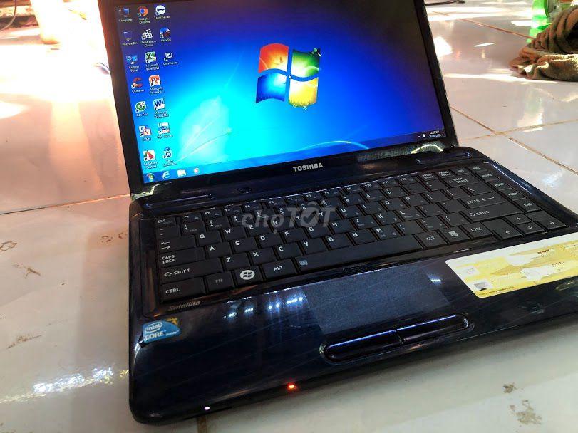 LAPTOP TOSHIBA I3/ RAM 4G/ Ổ 250GB/ LED 14IN