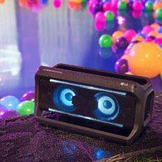 Loa bluetooth di động LG Xboom PK7 với công nghệ Meridian, loa có đèn theo nhạc, sale giá sốc