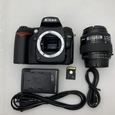 Máy Ảnh Nikon D90 kèm Lens AF 35-70 F3.3-4.5 ngoại hình 98%