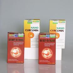 Combo mua 02 Hộp Dạ dày tá tràng Metaherb + Tặng 02 Hộp Nano Curcumin Metaherb