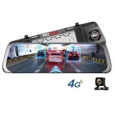 (TẶNG KÈM THẺ NHỚ 16GB)Camera hành trình gương PHISUNG E08 hỗ trợ 4G