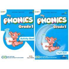 Trọn bộ sách i-Learn My Phonics Grade 1