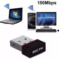 USB Thu Wifi Cho Máy Tính PC – Laptop Nhỏ Gọn Tốt