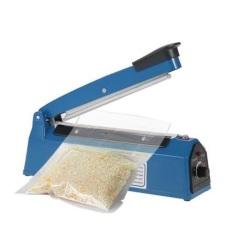 Máy hàn miệng túi nilon dập tay Impulse Sealer 20cm PFS-200 Điện áp 220V/50hz. Chiều dài đường hàn 200mm Máy hàn cao cấp chất lượng cao