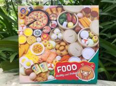 Bộ Đồ Chơi Bánh Bao nhựa an toàn 88 Chi Tiết Cho Bé (Có hộp)