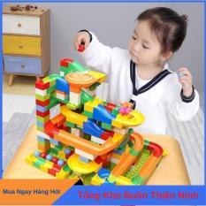 [HOT 2020] Đồ Chơi Lắp Ráp, Đồ Chơi Xếp Hình Tháp Lăn Bi 165 chi tiết cực đẹp cho bé, đồ chơi trẻ em, đồ chơi cho bé
