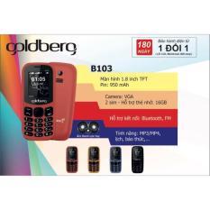 Điện thoại di động giá rẻ 2 sim Hphone B103 full hộp BH 12 THÁNG