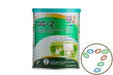 Sữa dê công thức DG2 400g