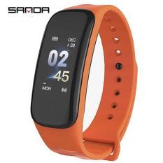 XPLUS – Vòng đeo tay thông minh SANDA C1 smart band Theo dõi sức khỏe thể thao giấc ngủ nhịp tim