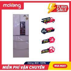 [TRẢ GÓP 0%] Tủ lạnh 6 cánh Mitsubishi Electric MR-WX52D-F-V – 506 Lít
