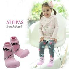 Giày tập đi Attipas AFP01 PINK, Hàn Quốc