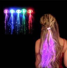 Line tóc giả phát sáng siêu xinh
