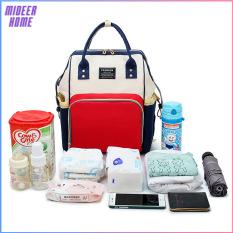 Balo / Túi bỉm sữa cho mẹ bé có ngăn giữ nhiệt sữa thời trang đa năng tiện lợi – Mideer Home