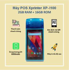 Máy POS in hóa đơn cầm tay Xprinter XP-I100 2Gb RAM + 16Gb ROM