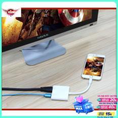 Cáp Lightning to HDMI cho Iphone, iPad – LTP9 hỗ trợ ios 13.7