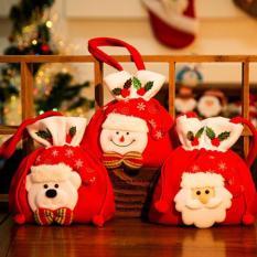 Túi Đựng Quà Noel (Kẹo, Quà Nhỏ)