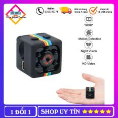 Camera mini SQ11, Máy Quay Tầm Nhìn Ban Đêm Cảm Biến HD 720P