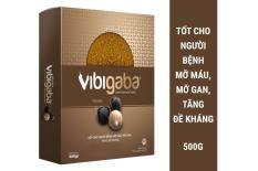 Gạo mầm Hạt Ngọc Trời Vibigaba tỏi đen