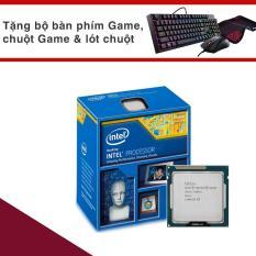 Chip Vi xử lý Intel CPU Pentium G2020 (2 lõi- 2 luồng) Bảo Hành 3 Năm- Hàng Nhập Khẩu