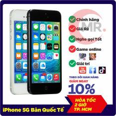 Điện thoại Apple iPhone 5 – 16GB/ 32Gb – Bản quốc tế -CAM KẾT MÁY ZIN NGUYÊN BẢN Full phụ kiện – Đổi trả miễn phí tại nhà – Yên tâm mua sắm với Mr Cầu ( Điện thoại giá rẻ, điện thoại smartphone, Điện thoại thông minh)