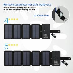 Pin sạc năng lượng mặt trời Solar Charge PKCB PF1005 – Hàng chính hãng