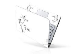 Mẫu Dán Laptop Hoa Văn LTHV – 179