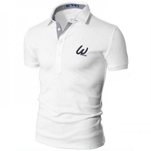Áo thun nam [MIỄN PHÍ VẬN CHUYỂN TOÀN QUỐC ] áo phông tay ngắn có cổ đẹp thiết kế polo cực chất và lịch lãm- co dãn tốt và thấm hút mồ hôi -TATCS035