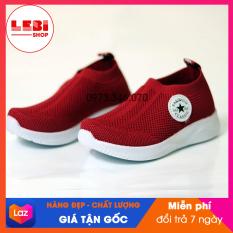 [HOT TREND 2020] Giày thể thao trẻ em Lebi Shop – Giày chun 7166 – {HÀNG ĐẸP, GIÁ GỐC} Giày thể thao cho bé trai, giày đèn phát sáng, giày cho trẻ em: 1 tuổi, 2 tuổi, 3 tuổi, 4 tuổi