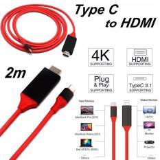 Cáp HDMI Cổng Type C cho Macbook, Laptop, Samsung, LG
