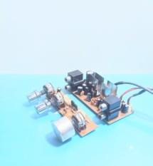 Mạch khếch đại 2.1 + âm sắc (tháo máy). AL.22