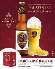Bia Steiger thùng 20 chai Palatin 550ml