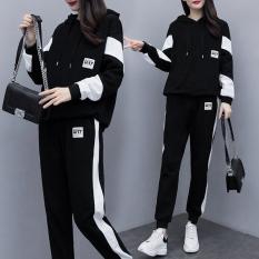 Bộ Quần áo thu đông nam nữ mã TT38 dáng thể dục thể thao hàn quốc Deal 1k đẹp bao gồm áo khoác hoodie và quần jogger