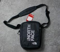 Túi đeo chéo thời trang cao cấp TNF BC (Black)