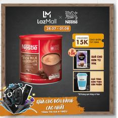 [Tặng ly uống nước tiện dụng Nescafe] Bột cacao sữa Nestlé Hot Cocoa Mix lon giấy 788g