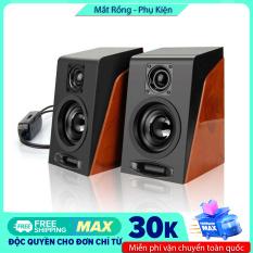 Loa vi tính để bàn mini cao cấp 950 – Âm thanh siêu trầm, Loa nghe nhạc máy tính, điện thoại, laptop – sưu tầm mã Fresship max để được miễn phí vận chuyển