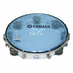 Trống lắc tay Tambourine Yamaha(Inox)